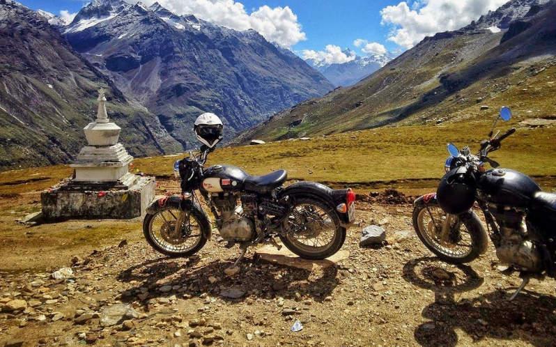 Motorbike Tour in Samthar Kalimpong